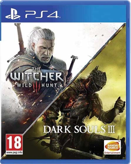 The Witcher 3 Wild Hunt Dark Souls 3 Double Pack