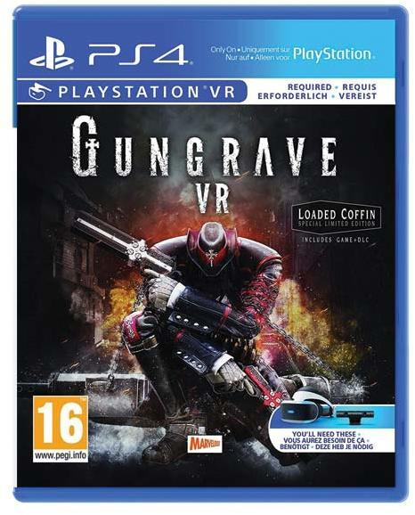 GunGrave VR Loaded Coffin Edition