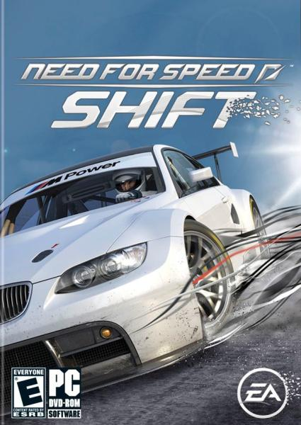 EA Classics Need For Speed Shift