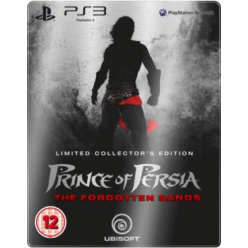 Prince of Persia The Forgotten Sands Limited Steelbook Edition