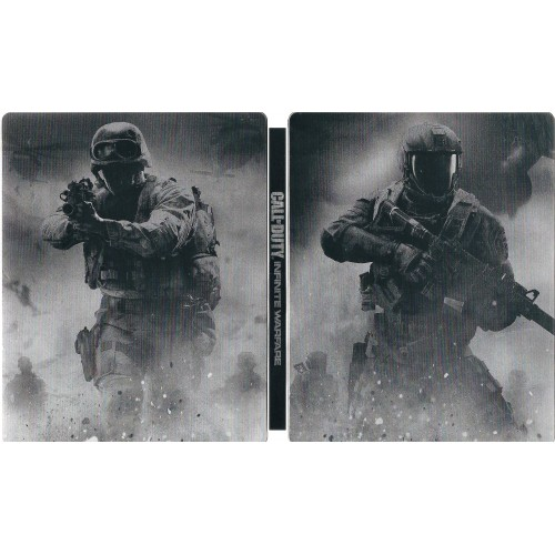 Call of Duty Infinite Warfare Steelbook (Lemez nélkül)