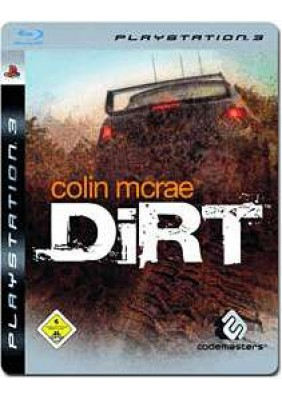 Colin McRae Dirt Steelbook