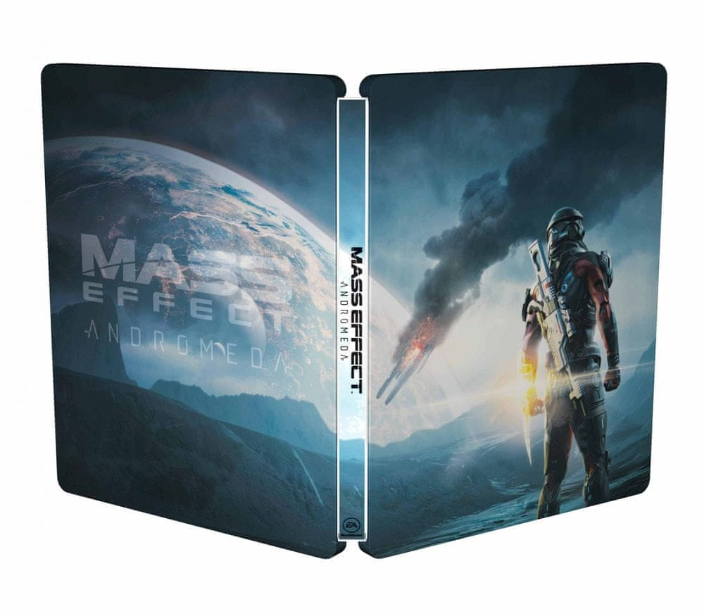 Mass Effect Andromeda Steelbook Edition