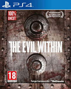 The Evil Within Steelbook Edition - Német