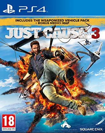 Just Cause 3 Guide To Medici Edition