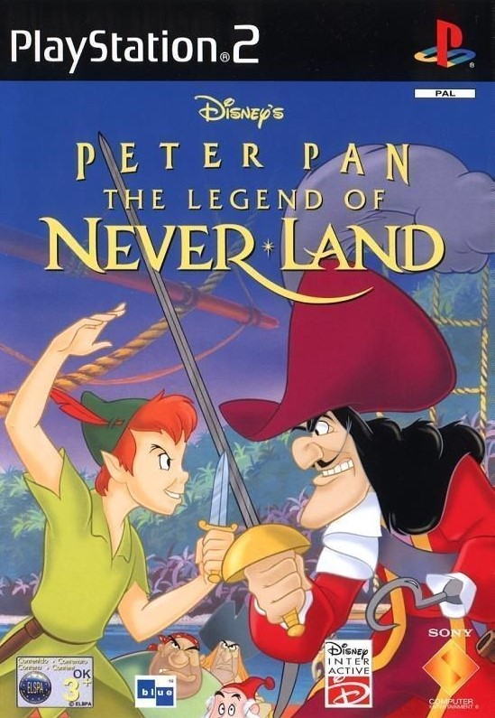 Peter Pan The Legend of Never Land