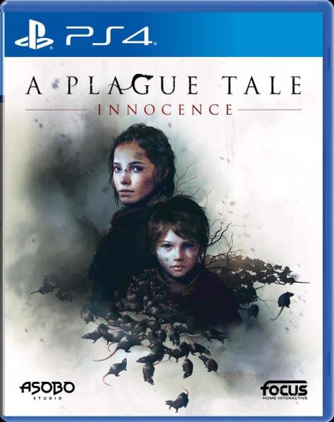 A Plague Tale Innocence - PlayStation 4 Játékok