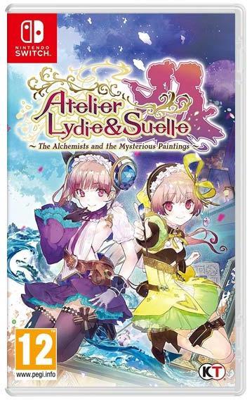 Atelier Lydie and Suelle The Alchemists and the Mysterious Paintings