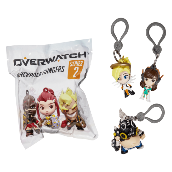 Overwatch Backpack Hangers Series 2