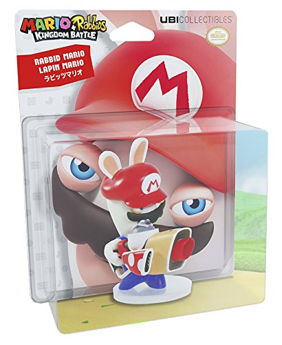 Mario + Rabbids Kingdom Battle Lapin Mario