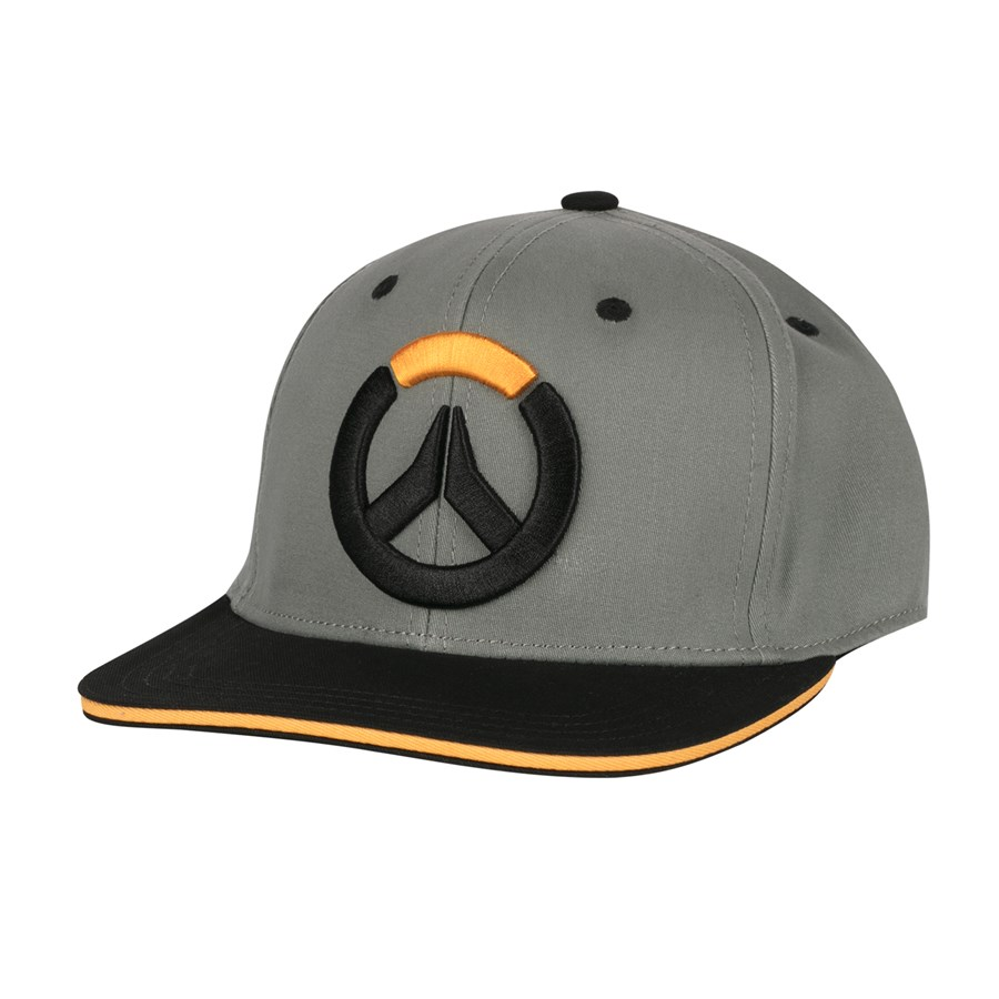 Overwatch Blocked Stretch Fit Fullcap