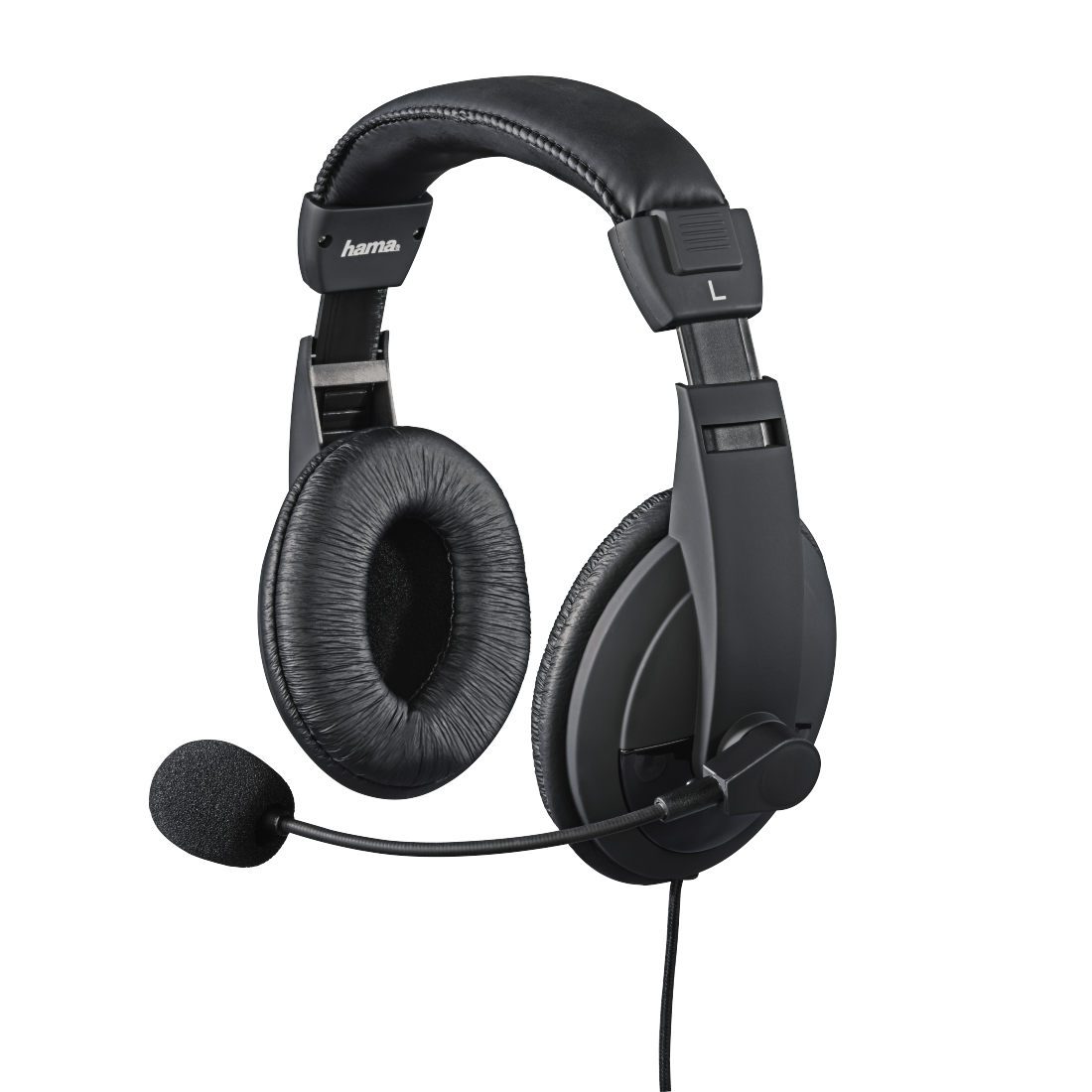 Hama Headset Insomnia Coal - 054486