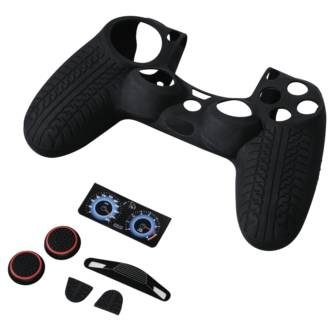 Hama Dualshock 4 Accessory Pack Racing 7 in 1 - 115447