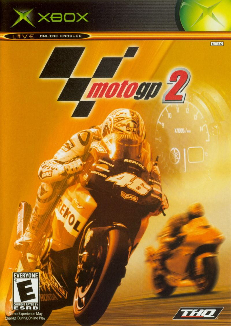 Moto GP Ultimate Racing Technology 2