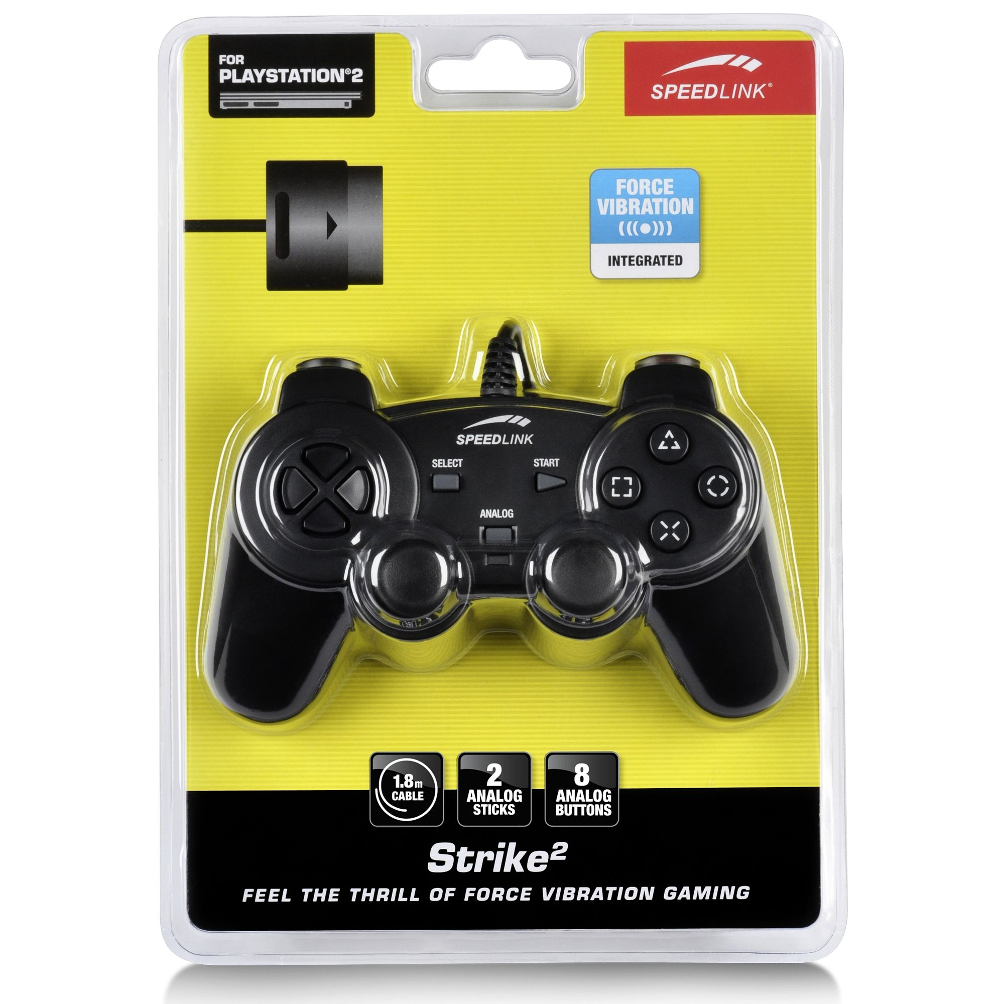 Speedlink Strike 2 Controller Playstation 2