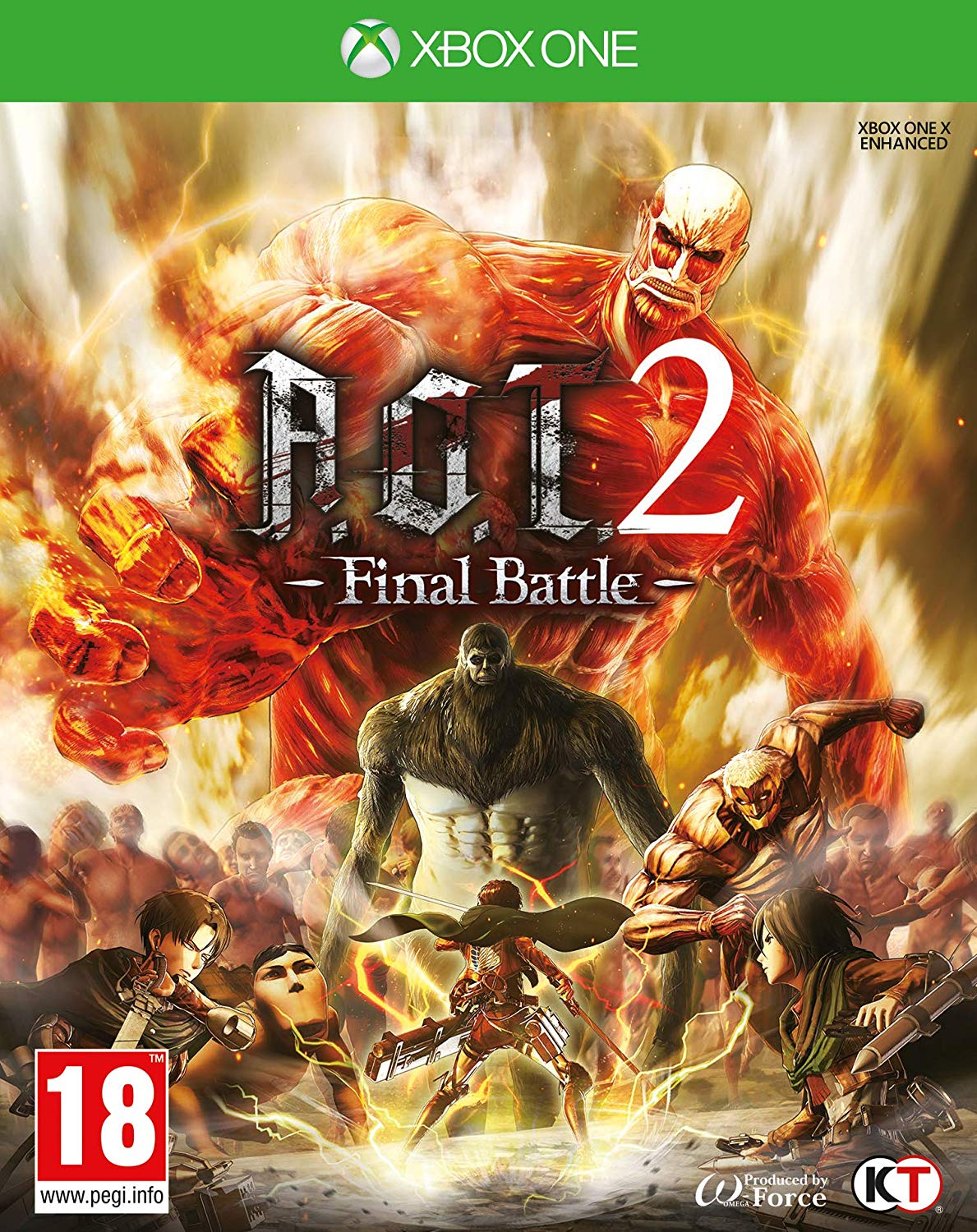 Attack on Titan 2 (AOT 2) Final Battle