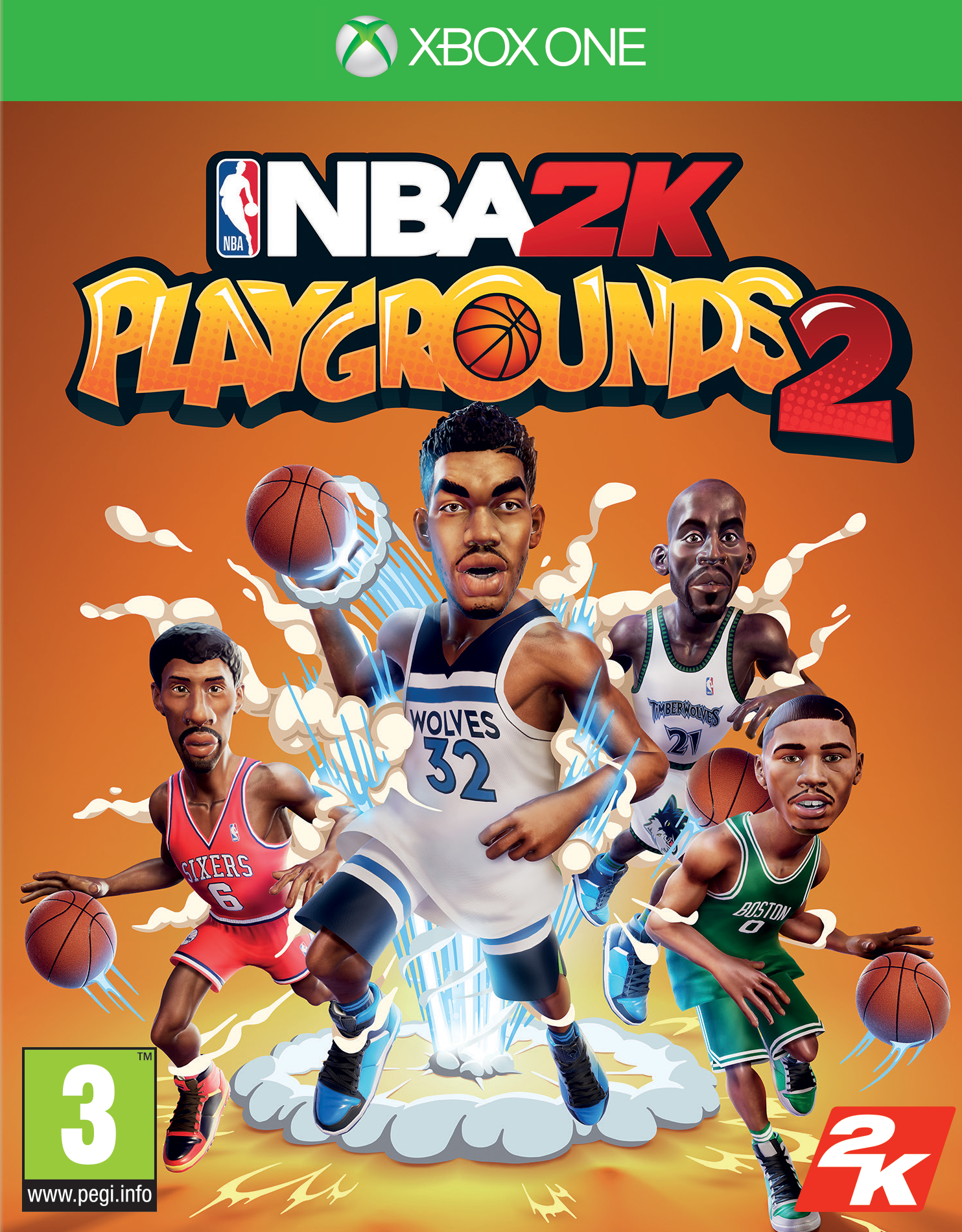 NBA 2K Playdrounds 2