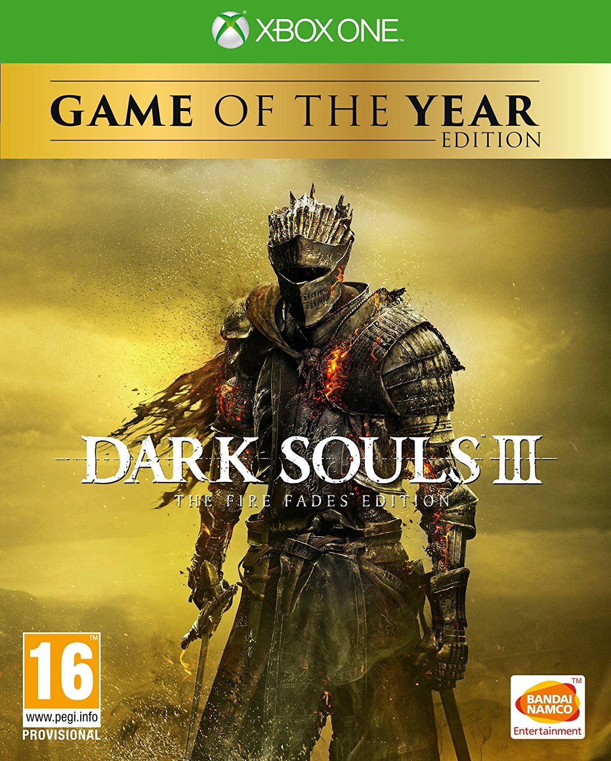 Dark Souls 3 Game of the Year Edition - Xbox One Játékok