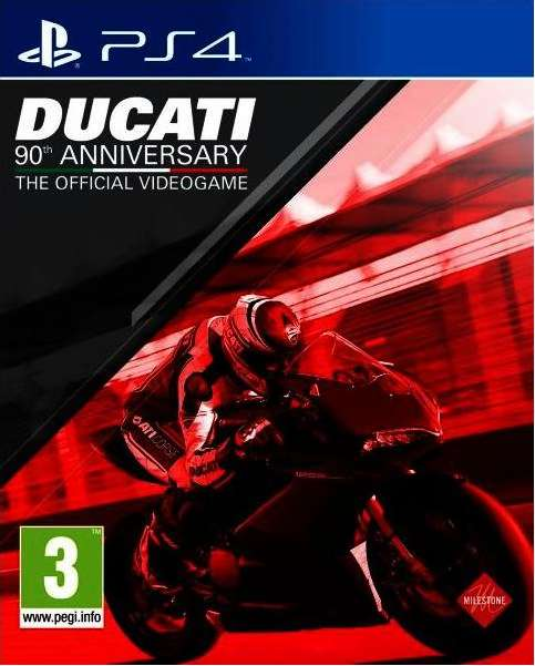 Ducati 90th Anniversary The Official Videogame