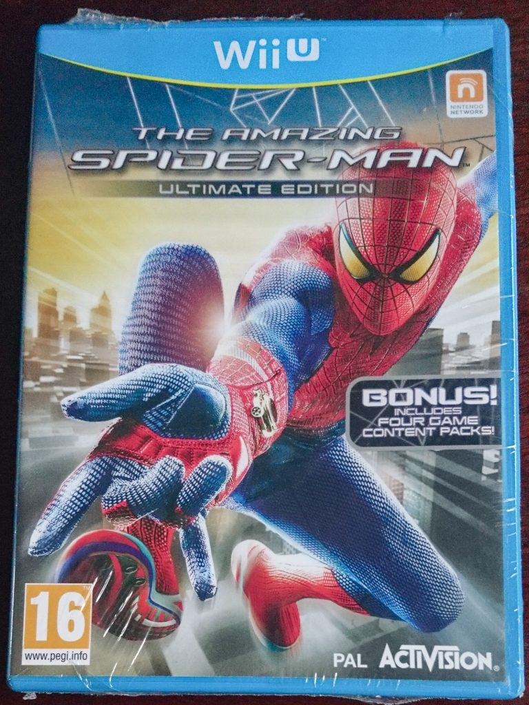 The Amazing Spider Man Ultimate