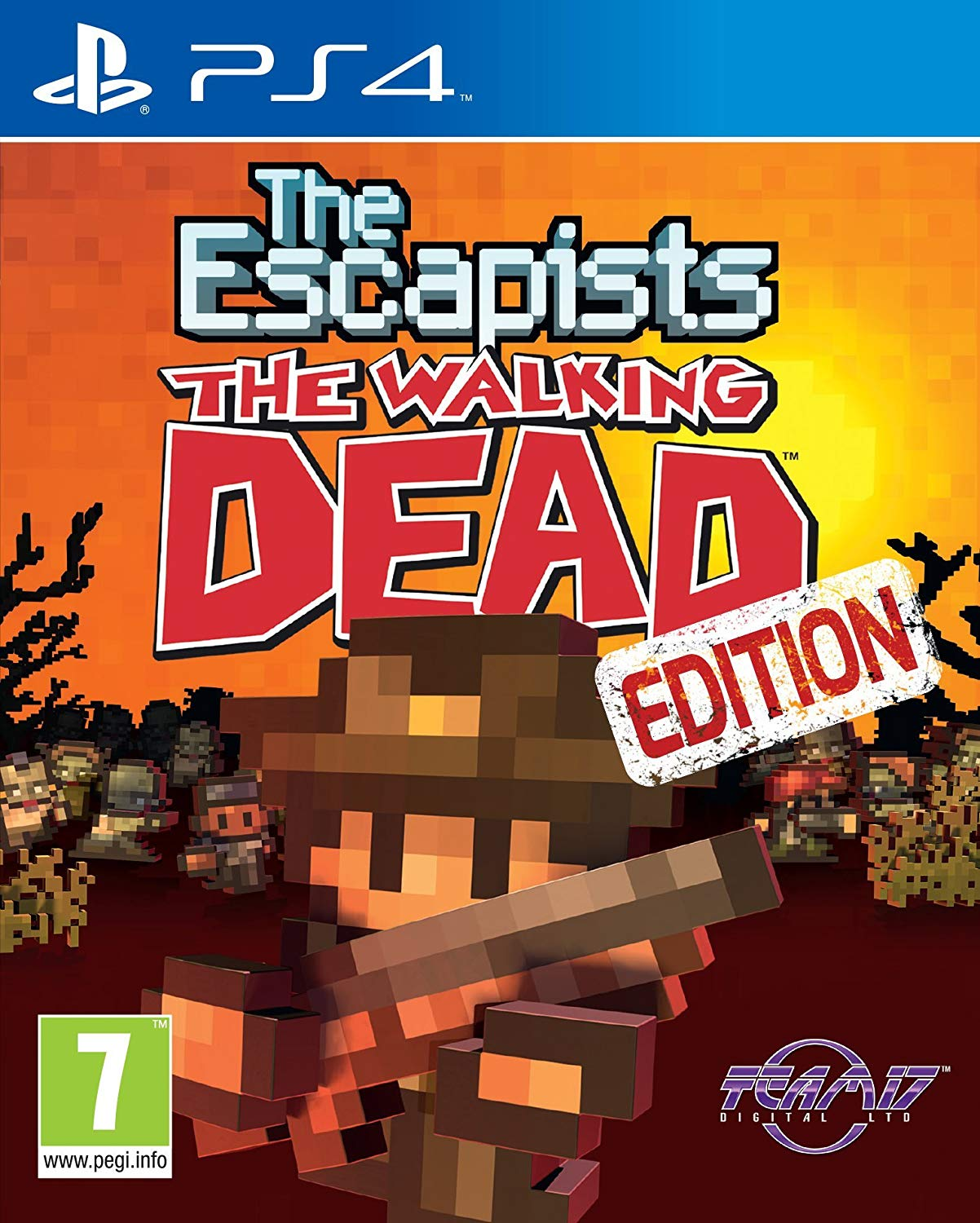 The Escapists The Walking Dead Edition