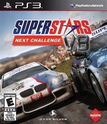 Super Stars V8 Next Challange
