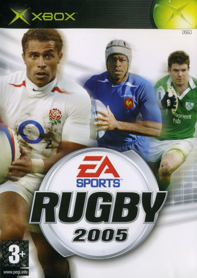 Ea Sports Rugby 2005