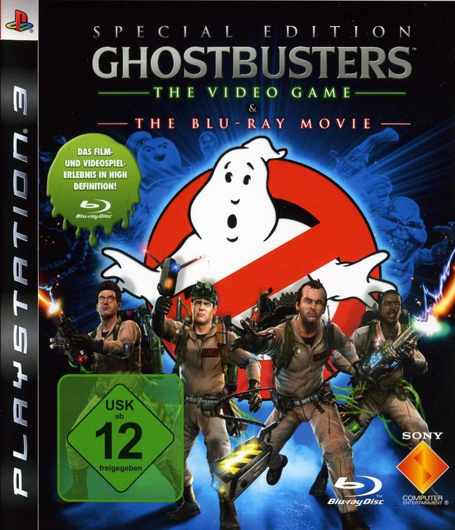 Ghostbusters The Video Game Special Edition - PlayStation 3 Játékok