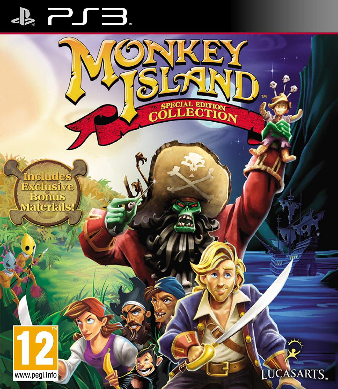 Monkey Island Special Edition Collections