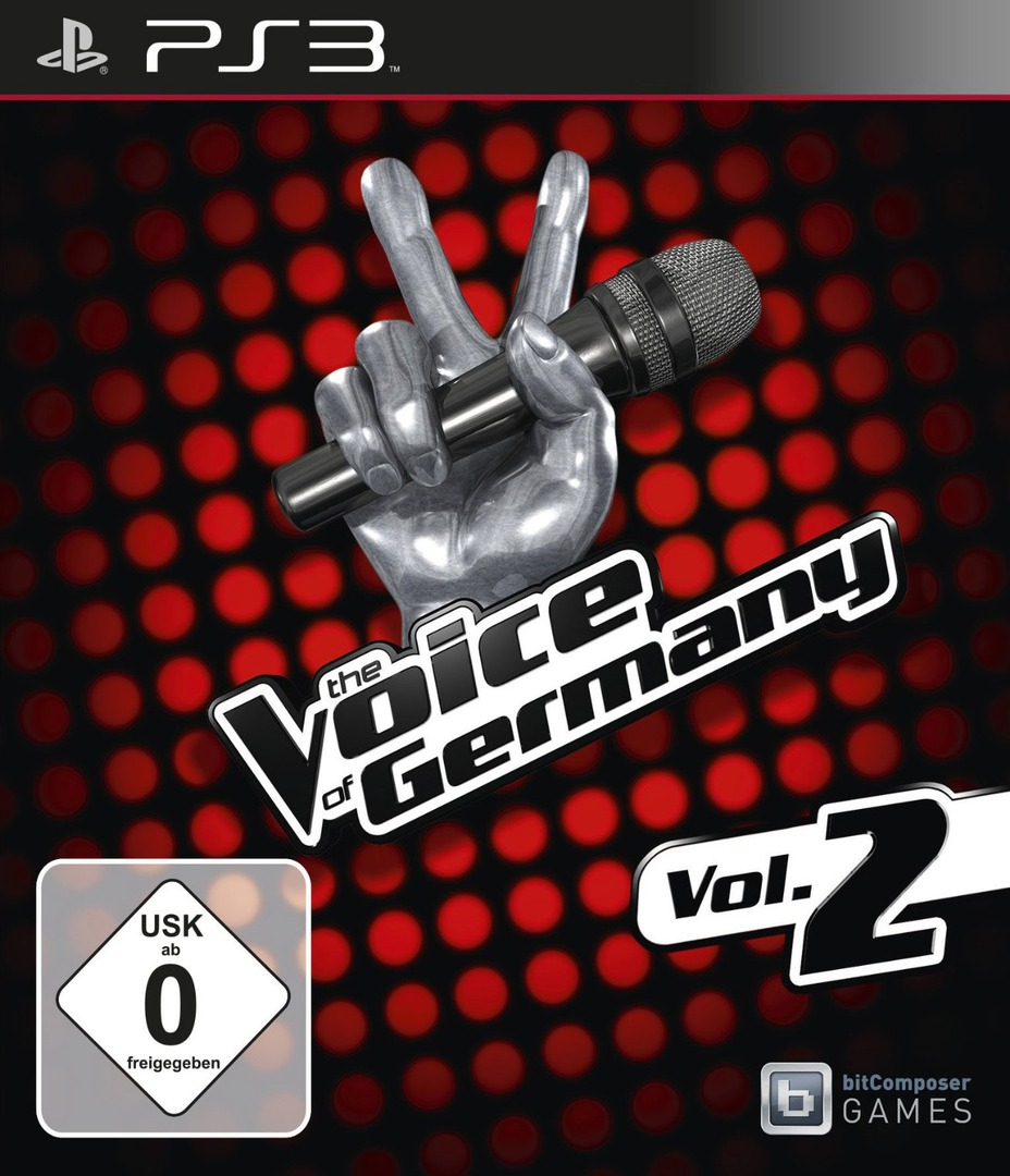 The Voice of Germany Vol 2