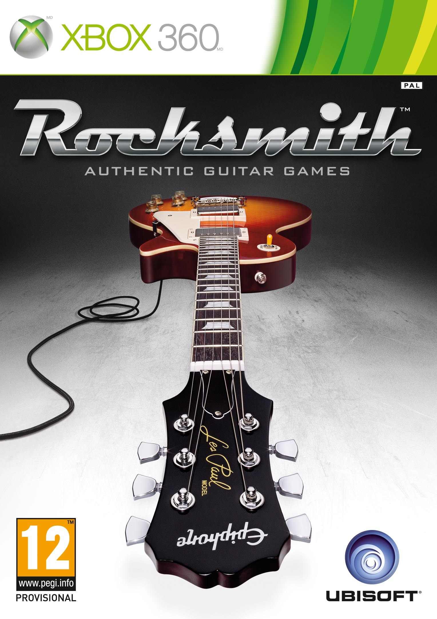Rocksmith Authentic Guitar Games