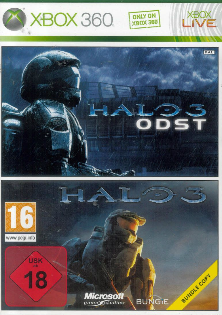 Halo 3 Odst Halo 3