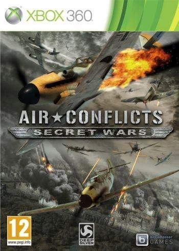 Air Conflicts Secret Wars