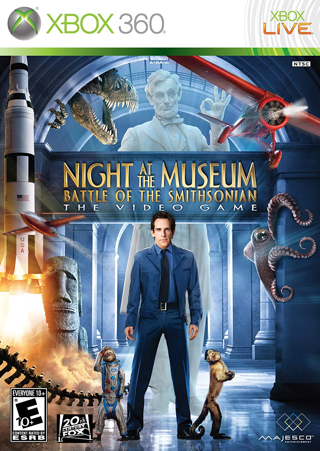 Night At The Museum 2 The Video Game