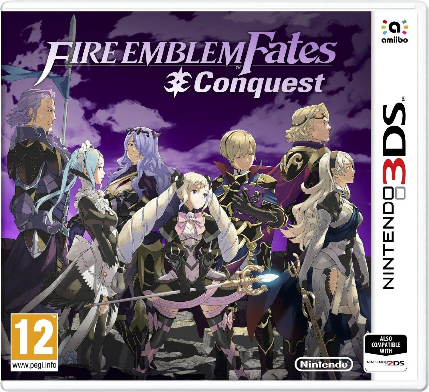 Fire Emblem Fates Conquest