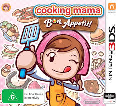 Cooking Mama Bon Appetit