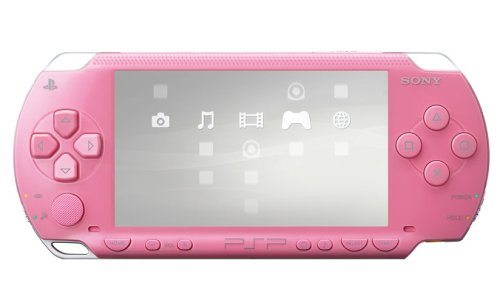 Sony PSP Fat 1000 (Pink)