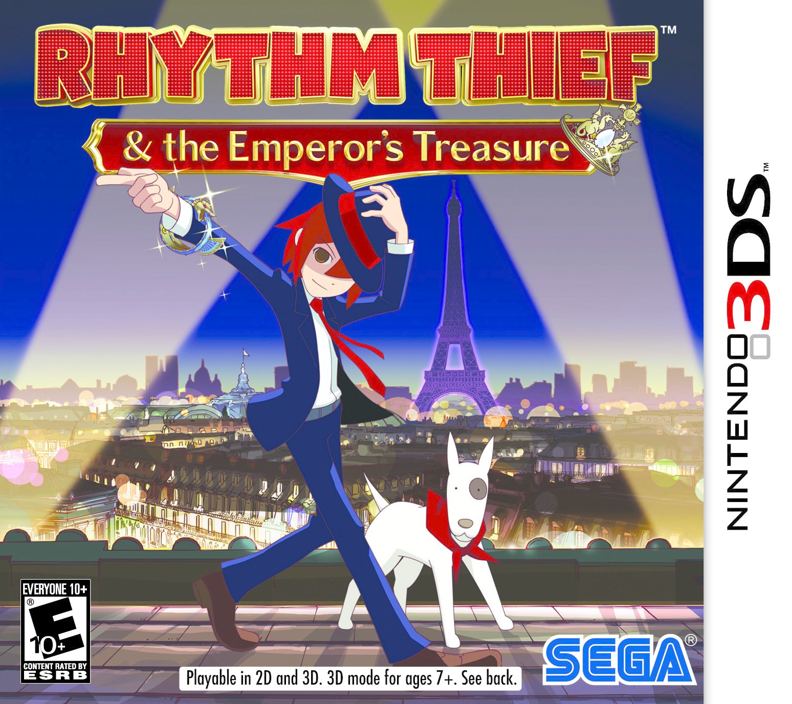 Rhythim Thief The Emperors Treasure