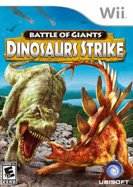 Combat Of Giants Dinosaurs Strike
