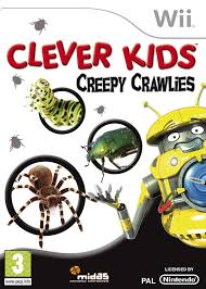 Clever Kids Creepy Crawlies