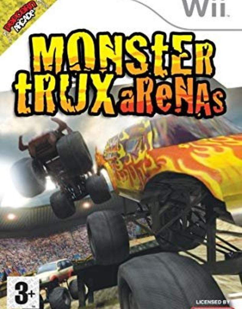 Monster Trux Arenas