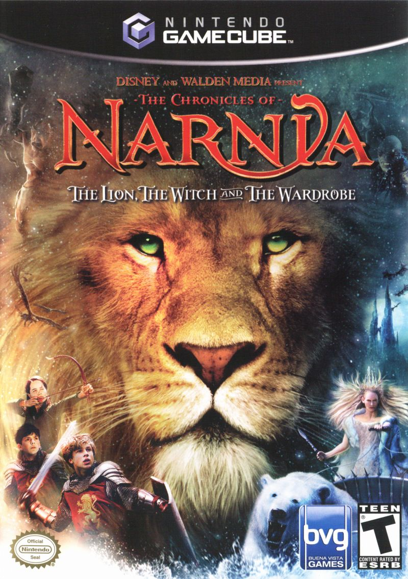 The Chronicles of Narnia  The Lion, The Witch and the Wardrobe - GameCube Játékok