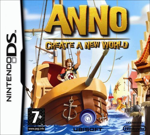 Anno Create a New World