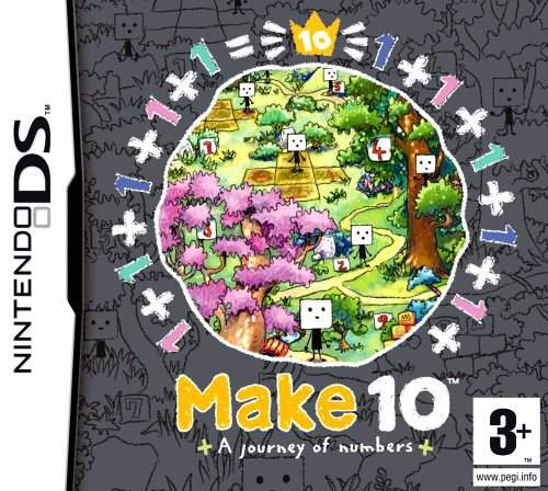 Make 10 A Journey Of Numbers