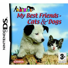My Best Friends Cats And Dogs