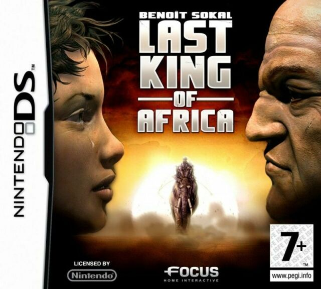 Benoit Sokal Last King of Afric