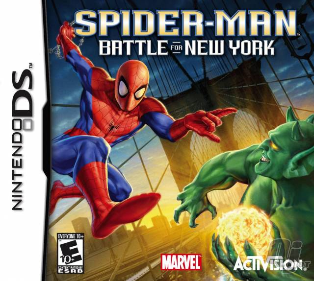 Spider Man Battle For New York