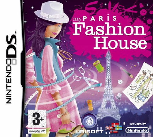 My Paris Fashion House - Nintendo DS Játékok