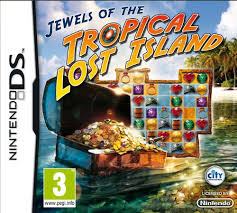 Jewels Of The Tropical Lost Island