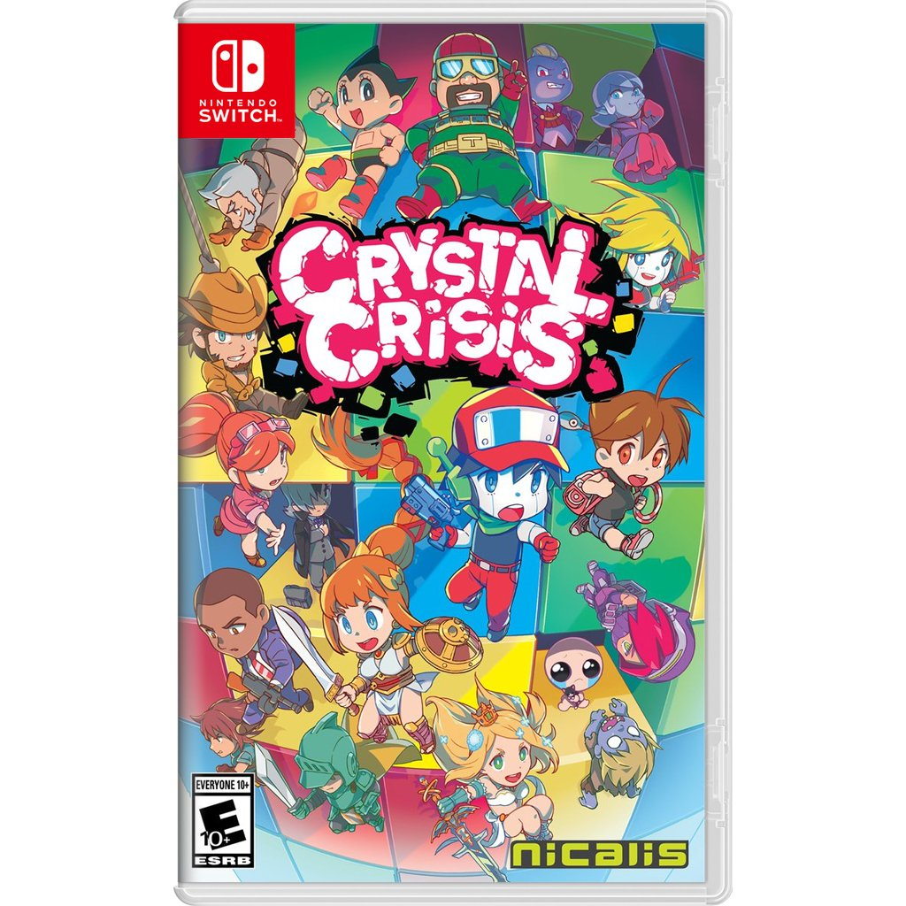 Crystal Crisis Limited Edition